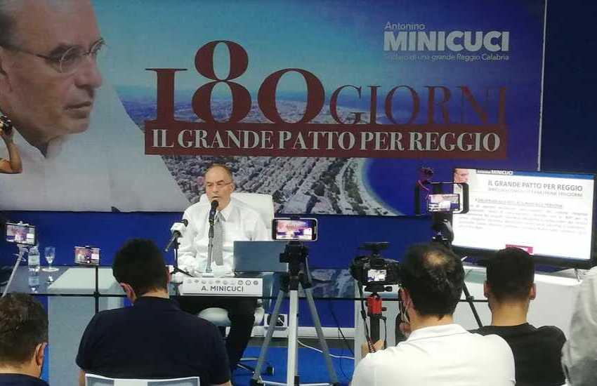 """Comunali: Minicuci lancia i 10 punti del """"Patto per Reggio"""""""