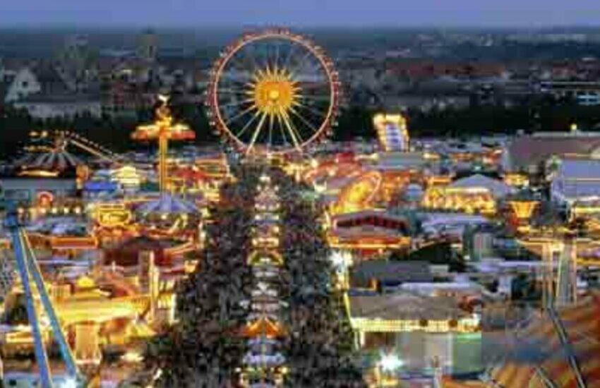 Annullato Oktoberfest 2020 per la pandemia
