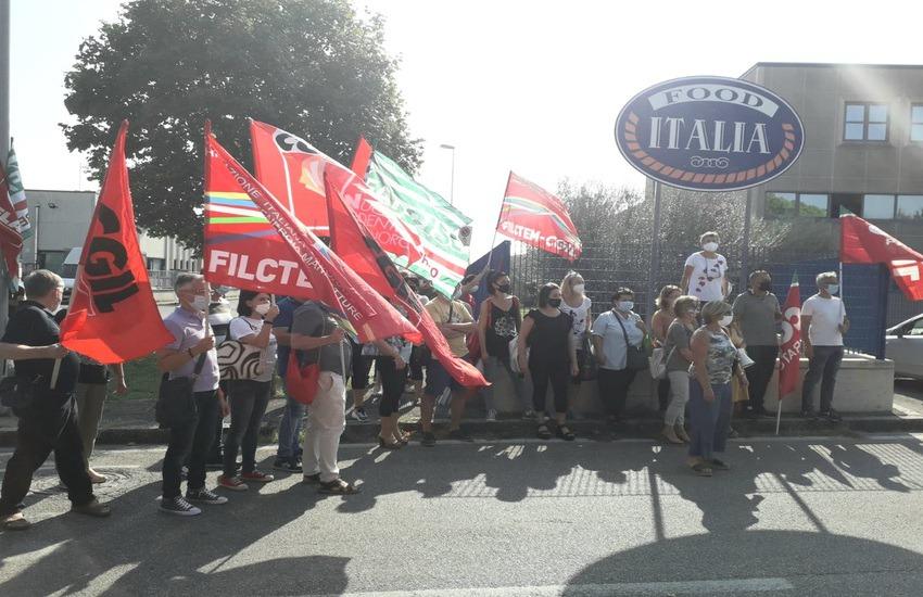 """Food Italia, Cgil e Flai: """"Gli incidenti ci sono per ritmi troppo pesanti di lavoro"""""""