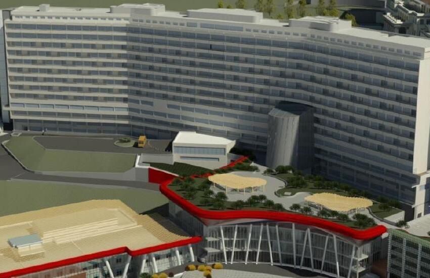 Genova, Ospedale San Martino: il nuovo polo d'emergenza  nascerà in collina entro il 2025