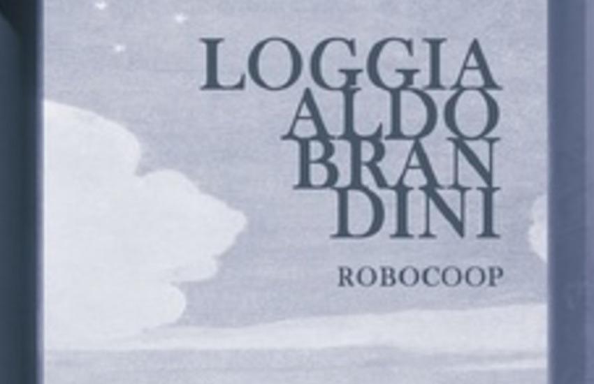 Il duo artistico Robocoop nei giardini di Villa Aldobrandini, fino al 4 ottobre