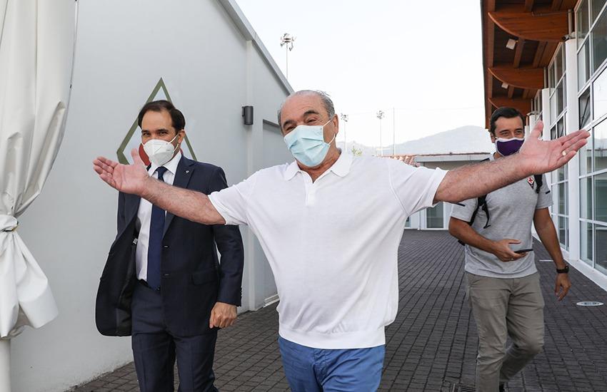 Fiorentina, parla Commisso: futuro, allenatore, vendita (ma è una provocazione)
