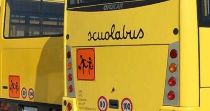 Anno scolastico: 211 bus aggiuntivi