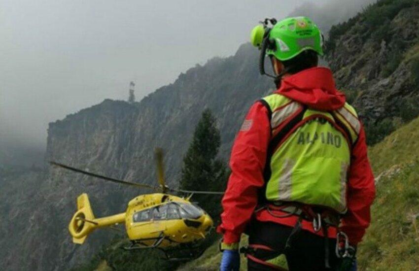 Padova, escursionista patavino perde la vita nelle Dolomiti Friulane