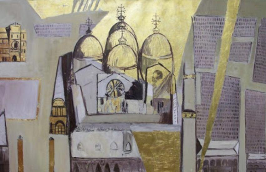 """Este, la mostra """"Donne"""": 20 opere di Vinicio Boscaini, l'artista dei Colli Euganei"""