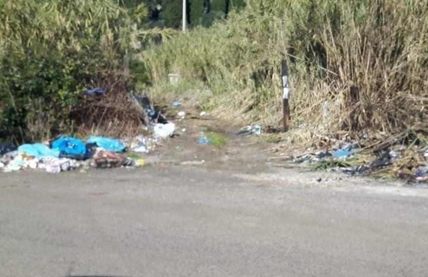 Abbandono di rifiuti, denunciate 3 persone a Marzano di Nola