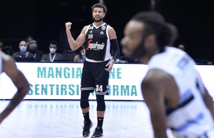 La Virtus Bologna si aggiudica il primo derby Basketcity