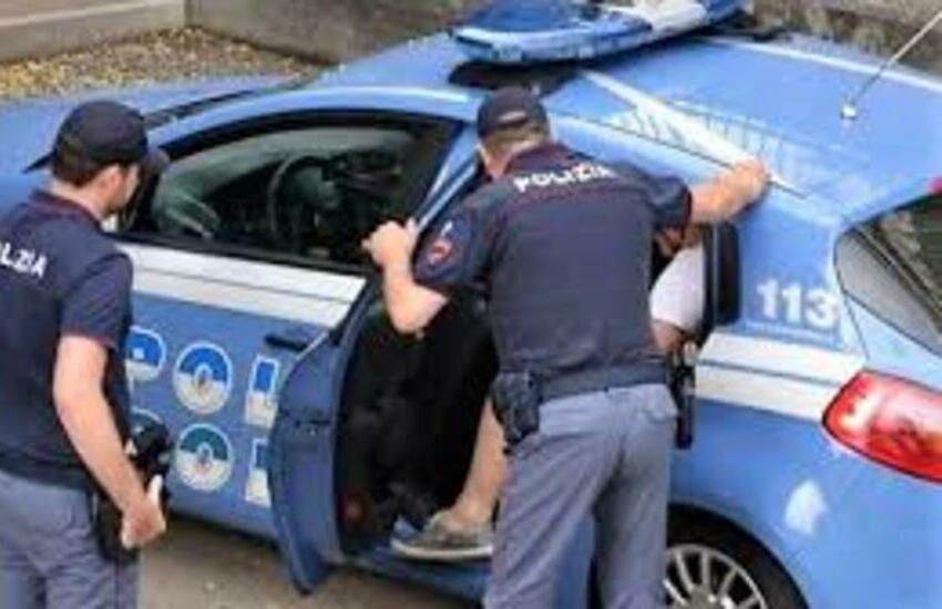 barletta clan cannito violenza sessuale barletta arrestato