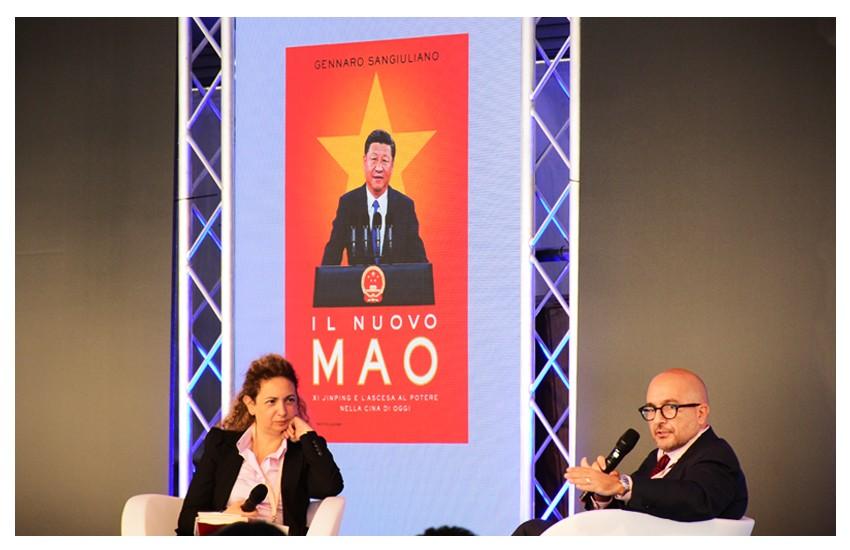 """Link Festival, day 2: Gennaro Sangiuliano ci racconta la Cina de """"Il nuovo Mao"""""""