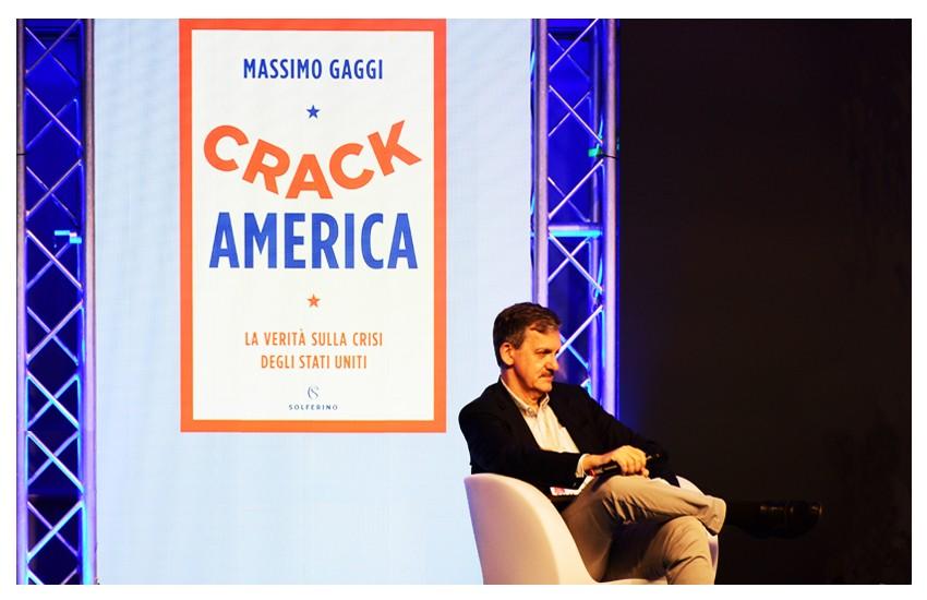 """Link Festival: """"Crack America"""" con Massimo Gaggi"""