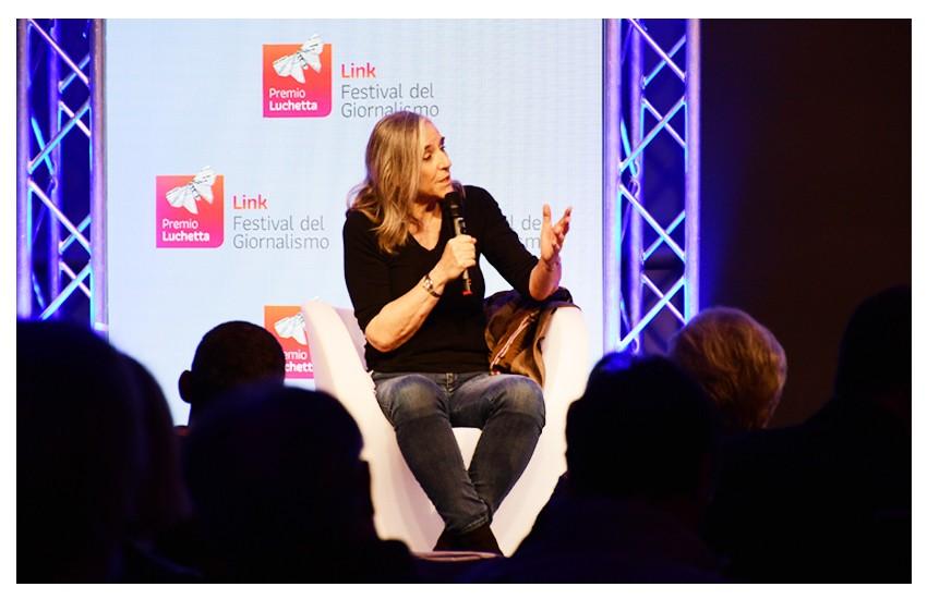 """Link Festival: """"Dove tutto è iniziato"""" con Giovanna Botteri"""
