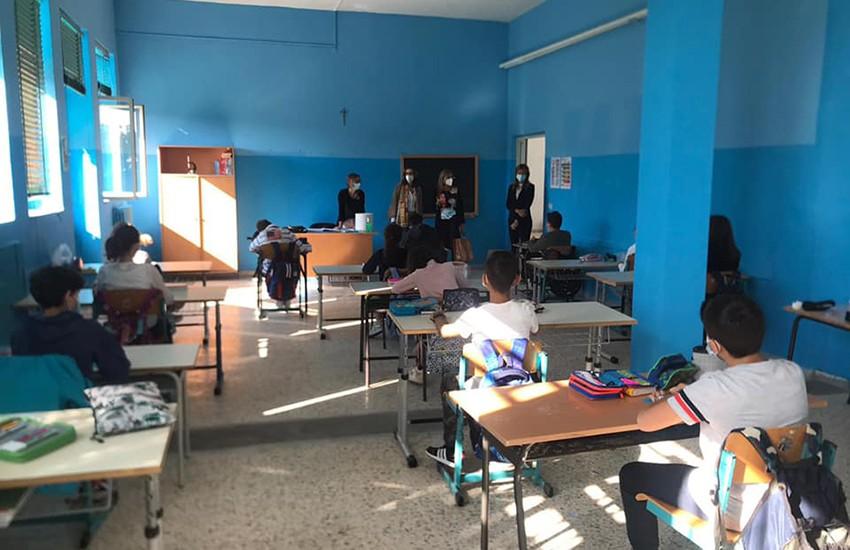 A Casola l'inizio della scuola benedetto dall'assessora Vairo e da nuovi progetti