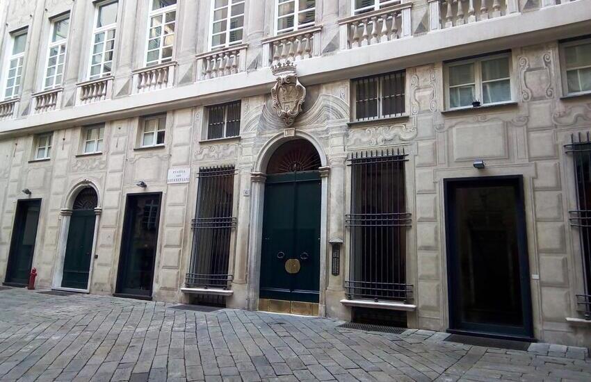 Palazzo Giustinani 6