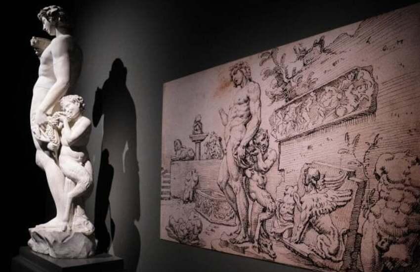 """""""Michelangelo Divino Artista"""", al via oggi la mostra a Palazzo Ducale di Genova"""