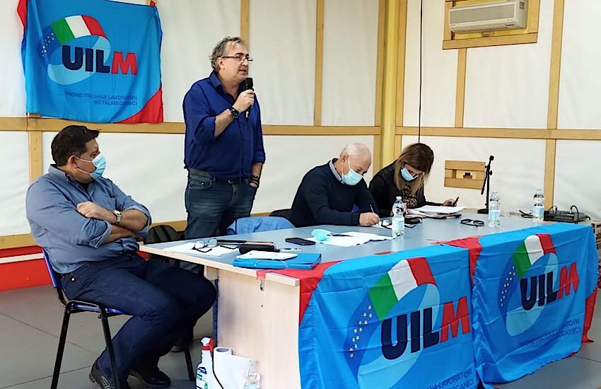I sindacati incontrano il curatore fallimentare DueEmme