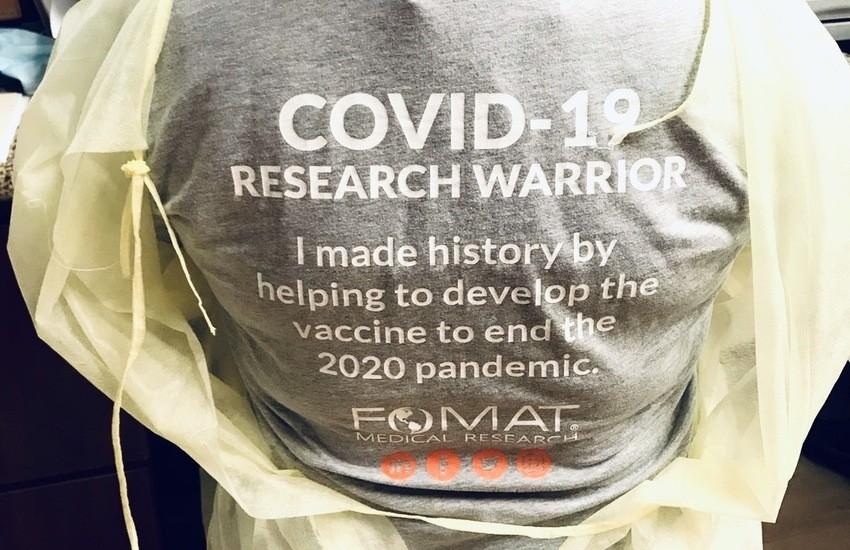 """Regeneron, """"cura miracolosa"""" per il Covid? La californiana Fomat ci crede."""