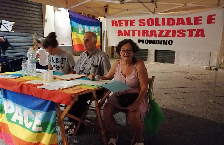 Rete solidale e antirazzista: iniziativa pubblica sabato 3 ottobre in Piazza Bovio