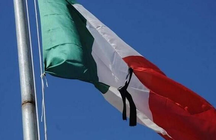 Bandiere a mezz'asta per Giornata nazionale in memoria delle vittime dell'immigrazione