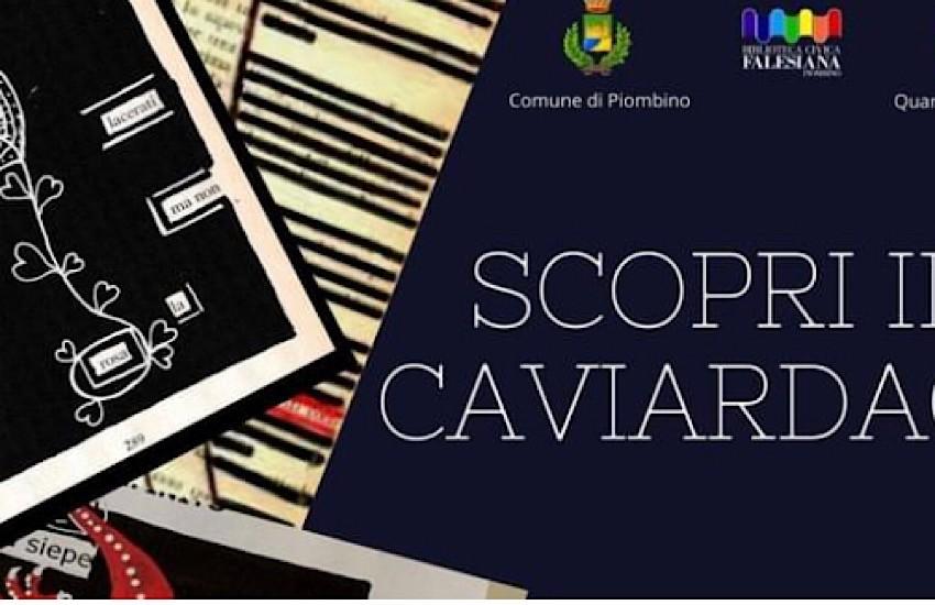 """Nuovo appuntamento della Biblioteca Falesiana: """"Scopri il Caviardage"""""""