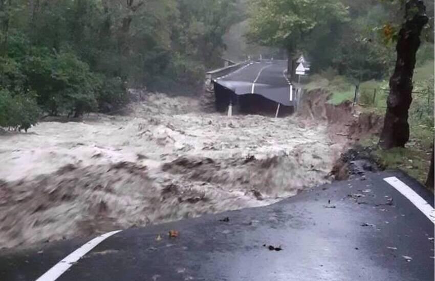 Dispersi, alluvioni e frane: l'ondata di maltempo mette il Piemonte in ginocchio