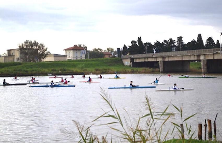 CANOA CLUB LIVORNO: PIOGGIA DI TITOLI REGIONALI FICK