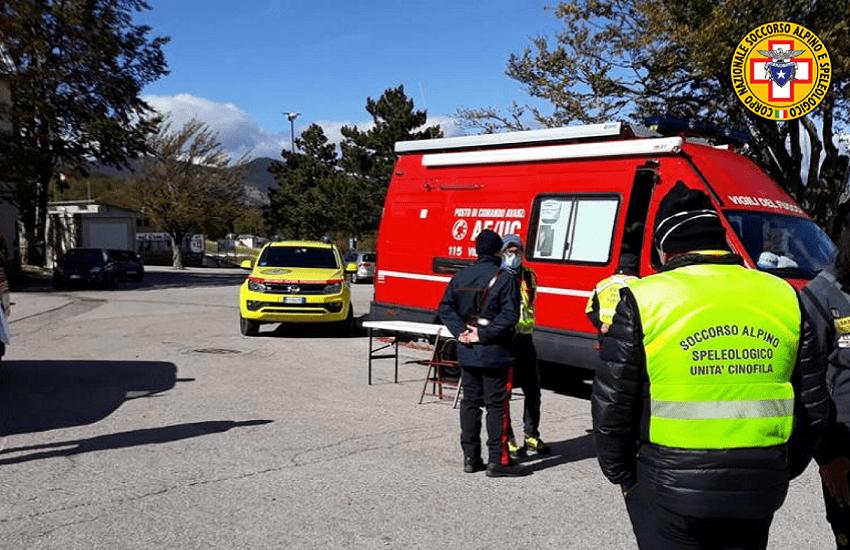 Corno piccolo, escursionista disperso: ritrovato il corpo senza vita