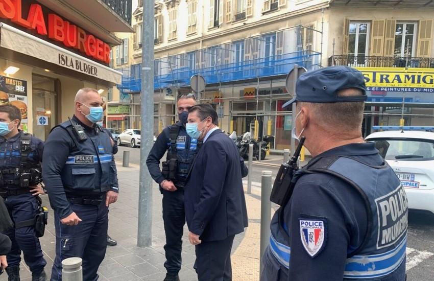 Ancora Nizza. Islamici integralisti all'attacco. tre vittime, decapitata una donna