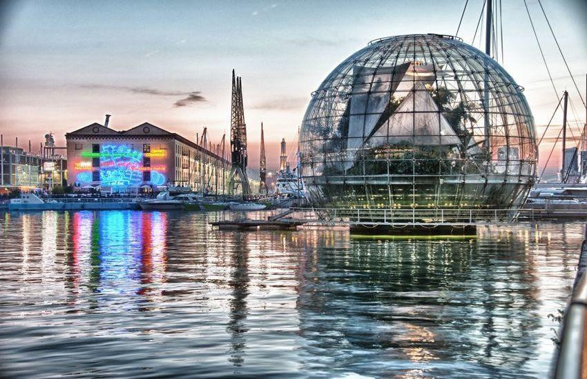 Acquario di Genova_Biosfera