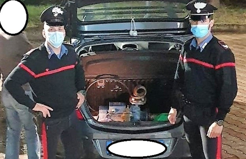 Palagonia, furti nelle aree rurali, arrestati tre ladri del posto, avevano da poco razziato due casolari