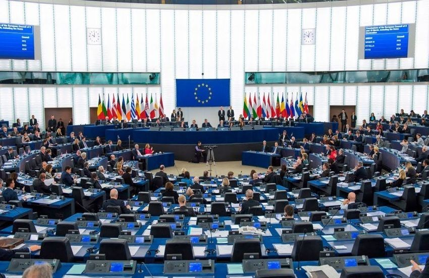 Carta di Sorrento, il Parlamento Europeo rilascia l'Alto Patrocinio