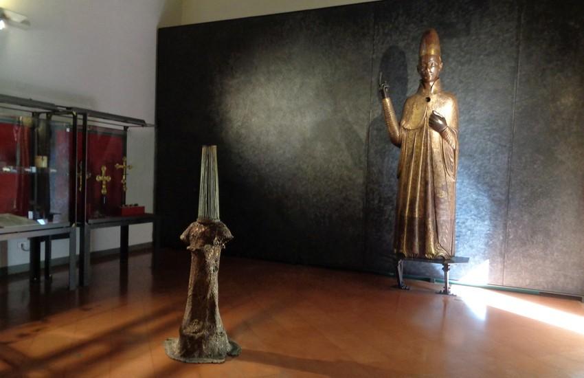 """""""Le stanze le opere"""" al Museo Civico Medievale di Bologna"""