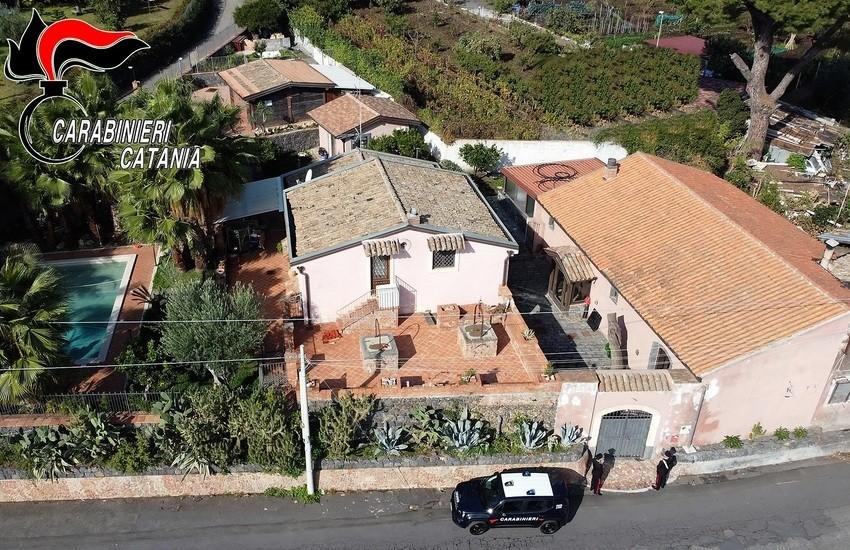 Catania, beni confiscati a Francesco Ferrera, esponente della famiglia Santapaola-Ercolano