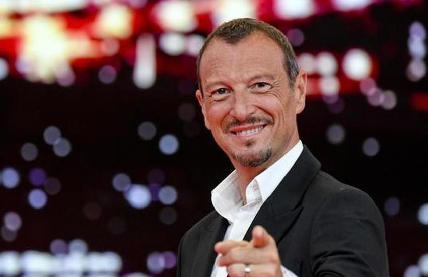 """Festival di Sanremo, Amadeus: """"A gennaio decisioni sulle date e sul pubblico"""""""