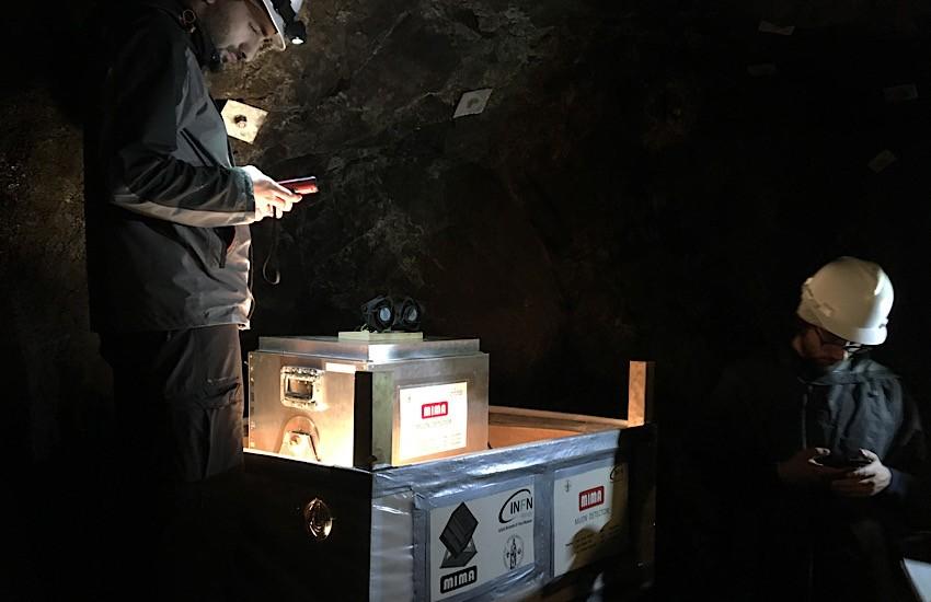 Nel Parco archeominerario di San Silvestro la fisica accompagna alla scoperta del cosmo
