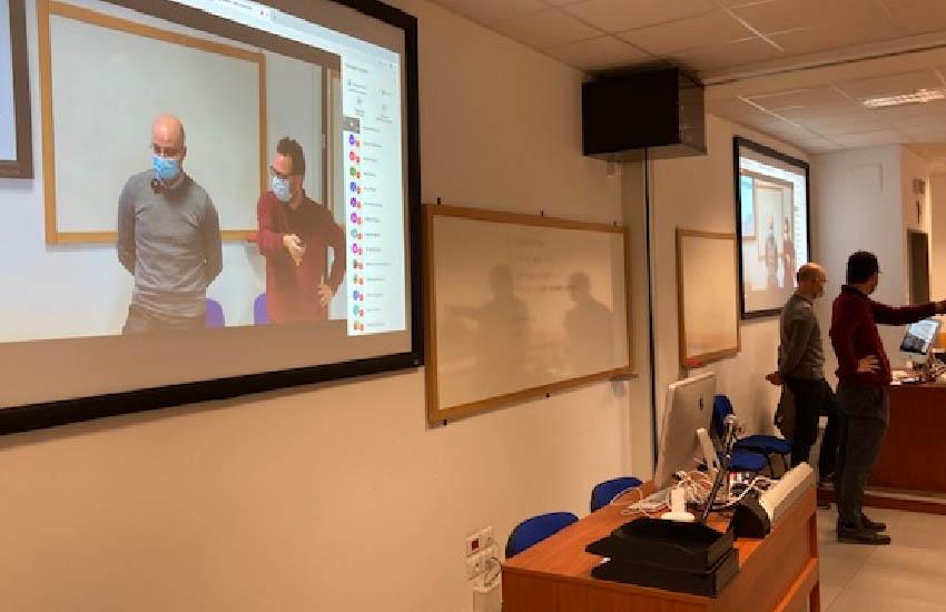 IUSVE (Istituto universitario salesiano) di Venezia: nuove telecamere per le lezioni a distanza e sempre più sostenibilità ambientale