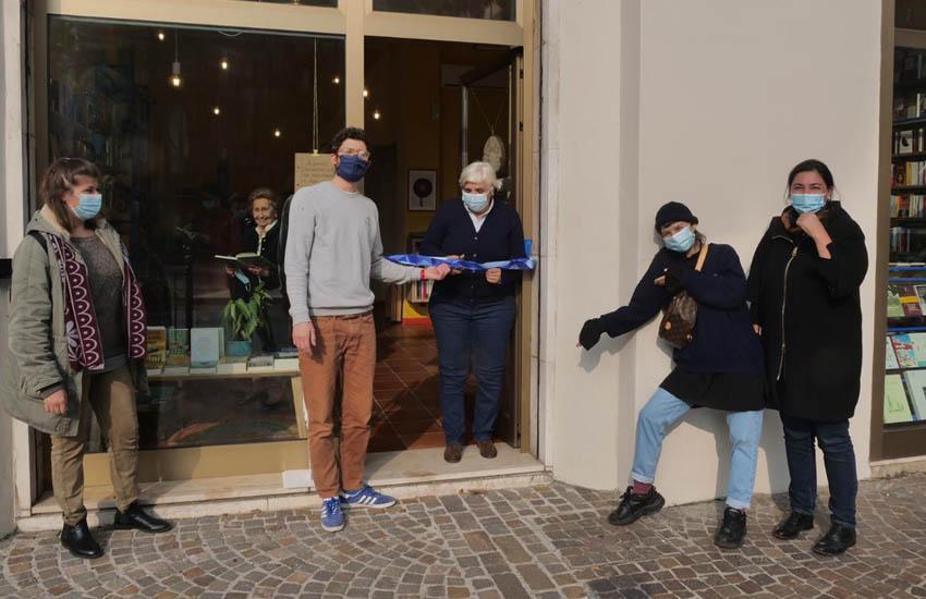 Mestre, inaugurata nuova libreria in via Carducci