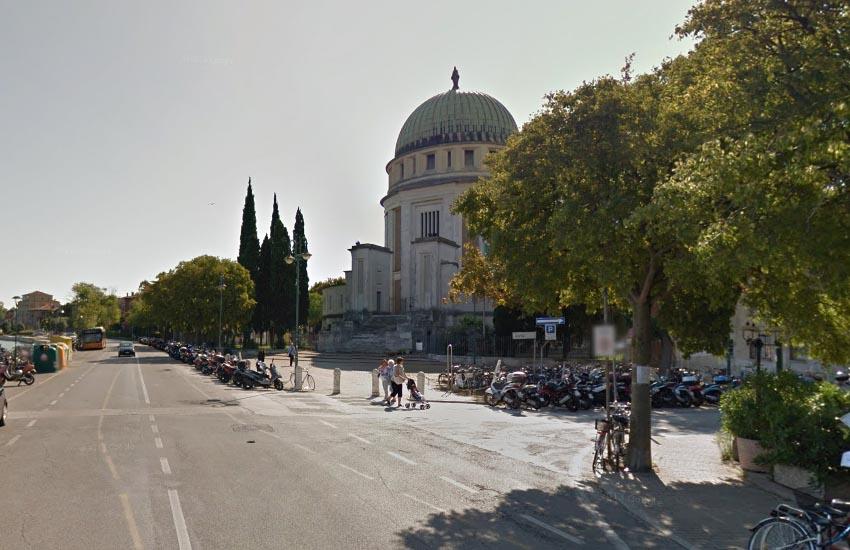 Lido di Venezia, modifiche alla viabilità dal 3 al 6 novembre nel tratto antistante al Tempio Votivo