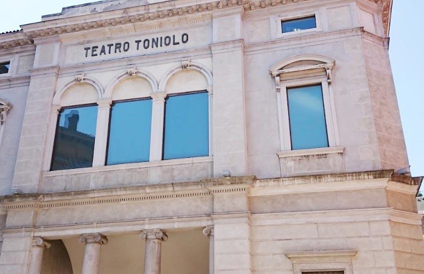 Mestre, il Teatro Toniolo riapre le porte al pubblico: dal 24 maggio tre appuntamenti con la musica da camera