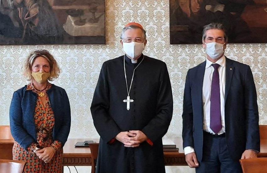 Patriarcato Venezia, Laura Friselle nuovo presidente Opera Santa Maria della Carità