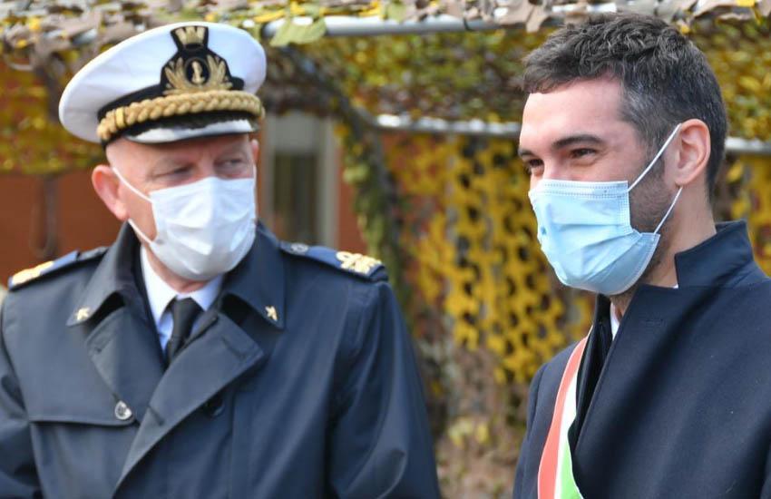 """Mestre, il vicesindaco Tomaello alla cerimonia di avvicendamento al comando del Reggimento Lagunari """"Serenissima"""""""