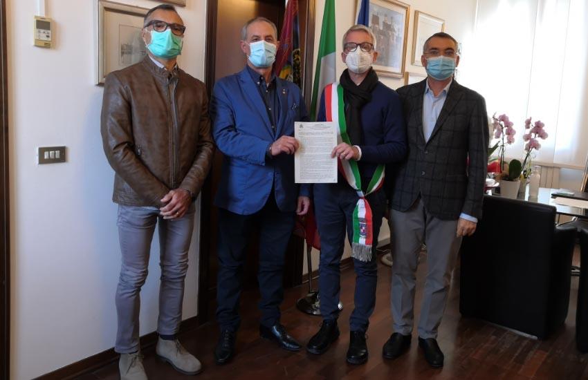 Dolo, nuova sezione dell'Associazione Nazionale Finanzieri d'Italia per un impegno contro la devianza giovanile