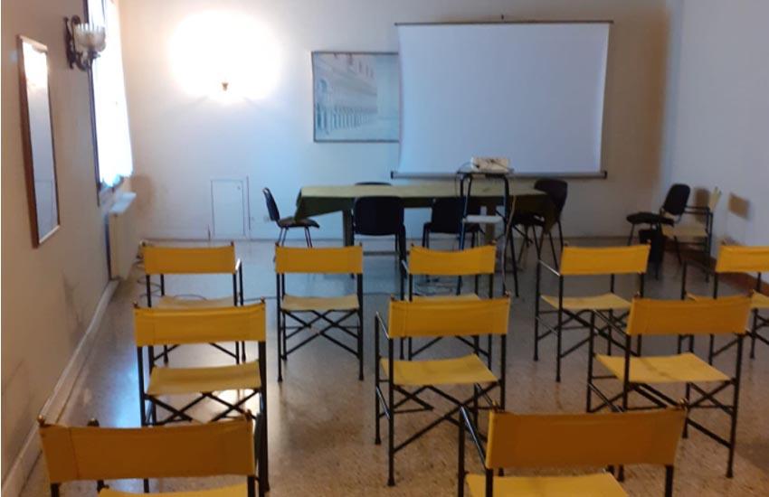 Asolo, lauree in Comune: Sala Gialla gratuita
