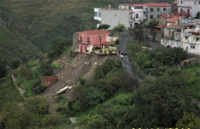 Dissesto idrogeologico, 3 milioni e 283 mila euro per Venetico