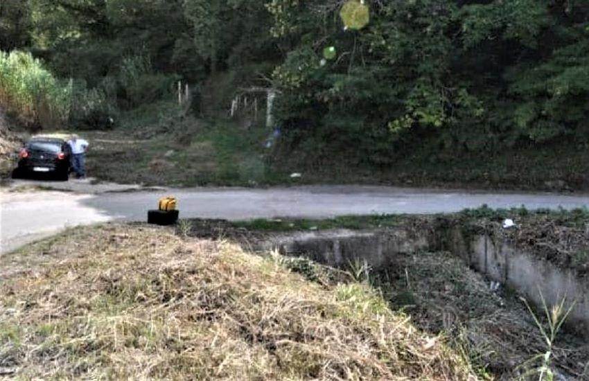Dissesto idrogeologico, a Sinagra si interviene per la via di fuga nel centro storico