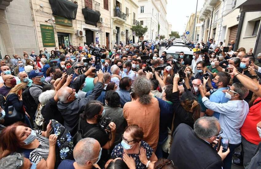 Comunali: Falcomatà riconfermato sindaco, sconfitto Minicuci