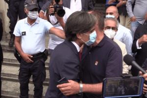 Minicuci incontra Falcomatà: 'Chiesto intervento urgente sul Centro di formazione professionale'