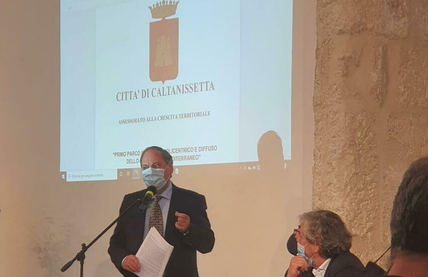 """Caltagirone, il Comune all'assemblea costituente del primo """"Parco mondiale dello stile di vita mediterraneo"""""""