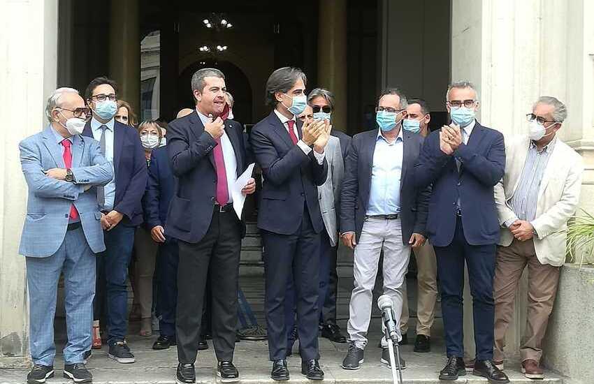 Comune: Falcomatà proclamato sindaco. E Minicuci offre aiuto…