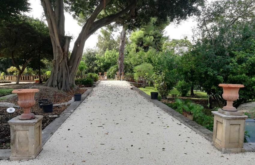 Orto Botanico, conclusi i lavori di abbattimento delle barriere architettoniche