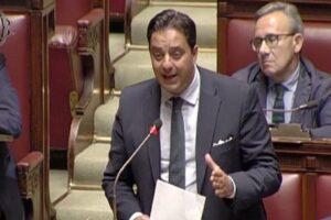 """Gruppo Mes subito, Camillo D'Alessandro: """"la decisione spetta al Parlamento"""""""